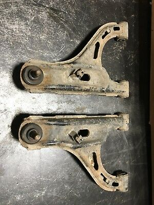 03-08 Yamaha Grizzly 660 Front A Arms Control Arm Left Right Good Ball Joints