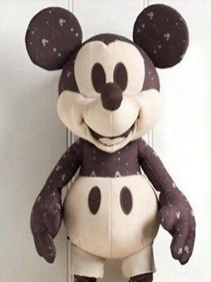 Mickey Mouse Memories November Plush Shanghai Disney Store Authentic Limited