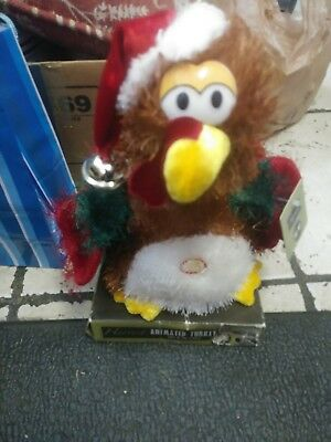 0ab8969d6ae1b Dan Dee Animated Dancing Singing Christmas Turkey Deck The Halls Gobble  Sounds