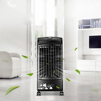Portable Remote Air Conditioner Fan Conditioning Cooler Cooling Humidifier 5L