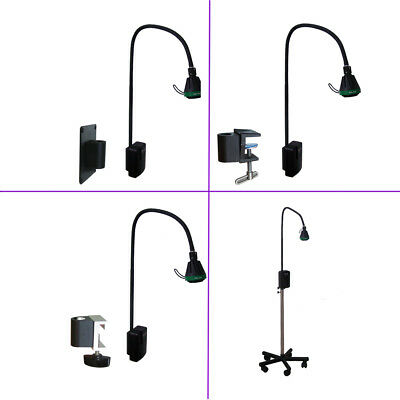 KD-201B-1 35W Halogen Medical Exam Light Surgical Examination Lamp+Stand Parts