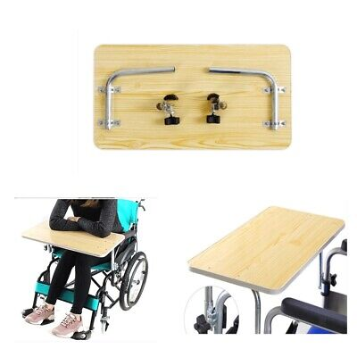 Wheelchair Table Wheelchair Lap Tray Wheelchair Tray Table for Eat, Reading