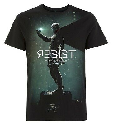 Within Temptation 'Resist Jumbo Cover' T-Shirt - NEW & OFFICIAL!
