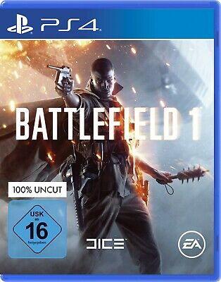 Battlefield 1 - Playstation 4 (NEU & OVP!)