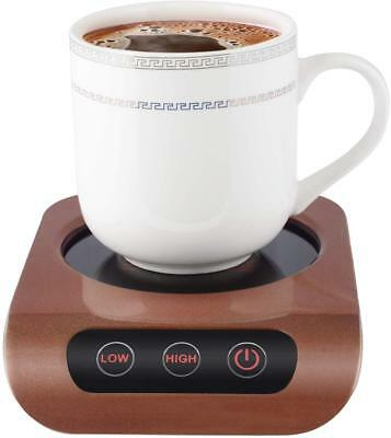 Electric Coffee Cup Warmer for Office Home - Best Gift for Coffee Lovers