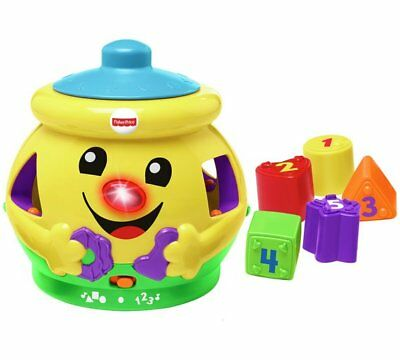 Fisher-Price Laugh & Learn Cookie Shape Surprise Pre-School Toy
