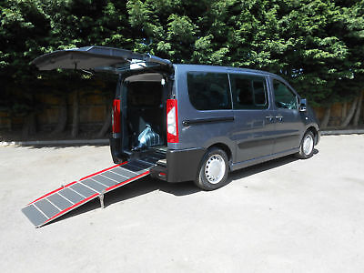 2011 Peugeot Expert Tepee 1.6HDi 90 Comfort Wheelchair Accessible Vehicle.