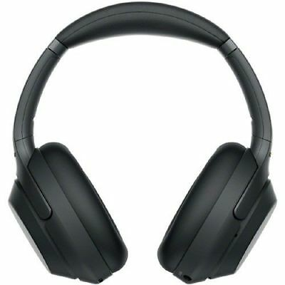 Sony WH-1000XM3 Bluetooth Wireless Noise Canceling Stereo Headphones Black NEW