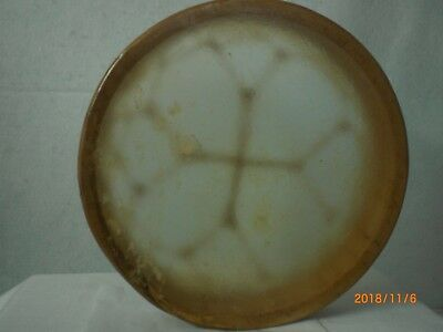 Hand Drum, Native American Style, 15 inch