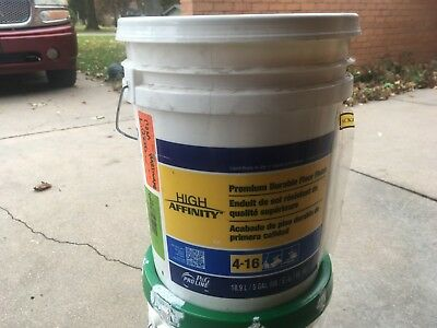 5 Gallons P&G Pro Line High Affinity Premium Durable Floor Finish 50357