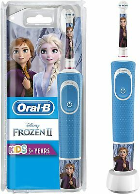 Braun Oral-B STAGES POWER Electric Toothbrush (FROZEN)