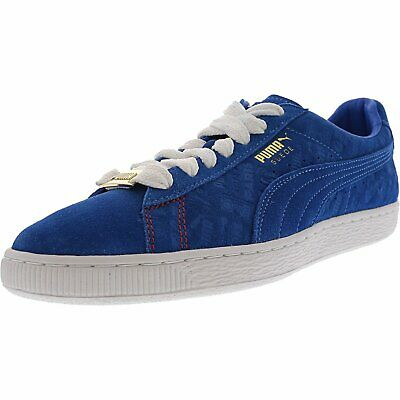 PUMA MEN'S SUEDE Classic + Ankle High Fashion Sneaker