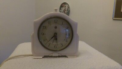 Vintage Smiths Sectric electric alarm clock £13.99 free p/p