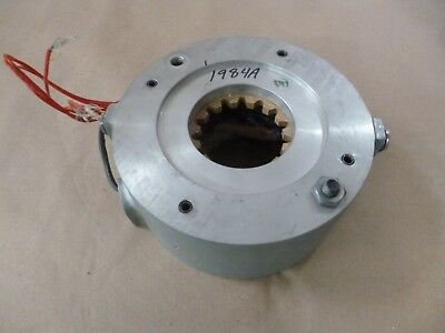 Reuland Magnetic Brake Xhra - C16Z10 - 00 , 230V , 3P, 60Hz, Model 42B2