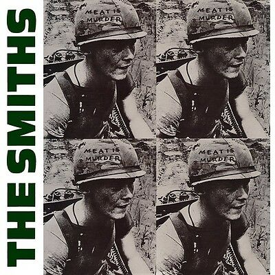 The Smiths MEAT IS MURDER 180g REMASTERED Rhino Records NEW SEALED VINYL LP