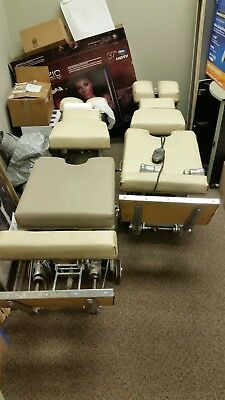 Williams Zenith Hylo Hi-Lo Chiropractic Table Tables