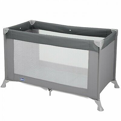Cot camping Chicco Good Night Graphite