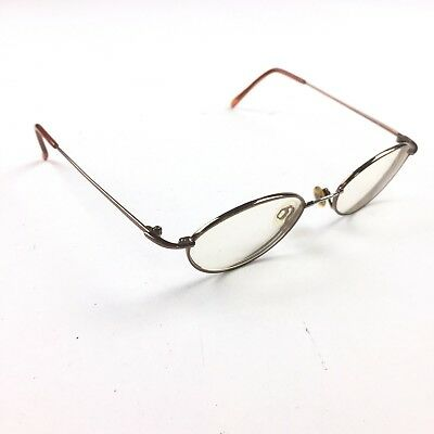 NATURALLY RIMLESS NR-366 Eyeglass Stainless Steel Frames Glasses ...