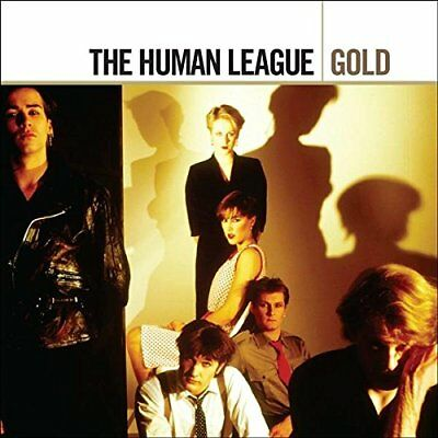 Human League GOLD Best Of 40 Essential Songs GREATEST HITS New Sealed 2 CD