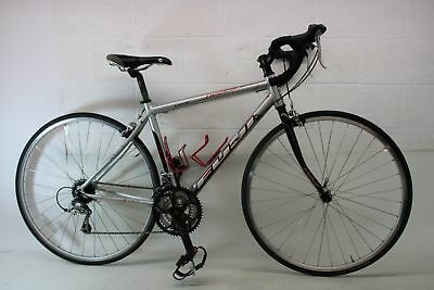 89744bbca18 2009 Fuji Newest 4.0 Road Bike 46cm Small New Tape Chain Cassette Tuned Up  Used