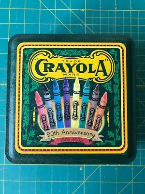 Crayola Collectors Tin with Box of 64 Crayons, Gift and Small Box of 8 Crayons
