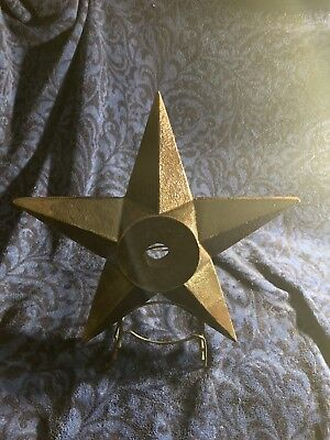 Masonary Cast Iron Star