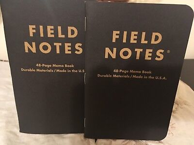 Field Notes Abercrombie & Fitch