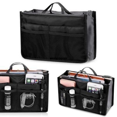 Travel Storage Picnic Bag Cosmetic Makeup Toiletry Wash Organizer Holder Large
