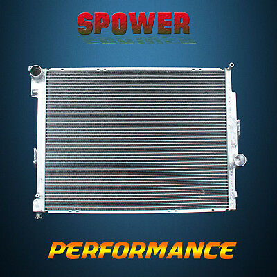 2-Row/CORE Aluminum Radiator For BMW 320i 323i 325i 325Ci 328I 330Ci Z4 MT 99-09
