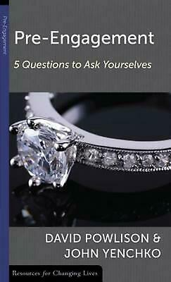 Pre-Engagement: Five Questions to Ask Yourselves by David Powlison (English) Pap