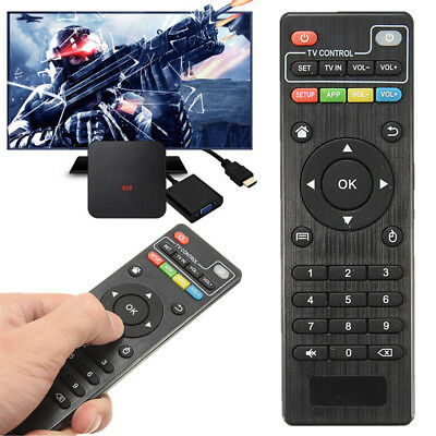 UNIVERSAL IR REMOTE Control For Android TV Box H96 Pro T95X/T95Z TX3 X96  Mini