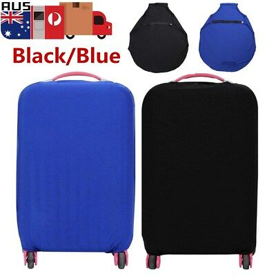 18 - 30 inch Elastic Luggage Suitcase Cover Dustproof Protector Covers Travel AU