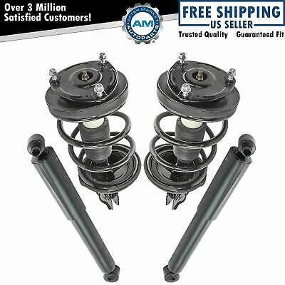 Front Loaded Complete Strut & Rear Shock 4 Piece Kit for Entourage Sedona New
