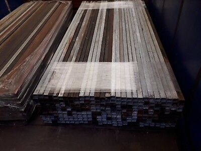 ONE x 2.4 mtr LENGTH of STEEL BOX SECTION 40x40x3MM