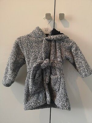 Boys 9-12 Months Dressing gown