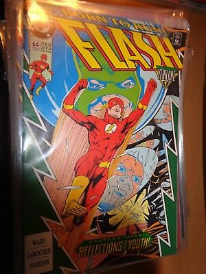 The Flash 64 Early June 1992