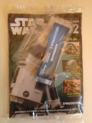 DeAgostini Star Wars Build Your Own R2-D2 Issue 64 NEW & SEALED