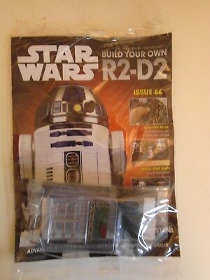 DeAgostini Star Wars Build Your Own R2-D2 Issue 66 NEW & SEALED