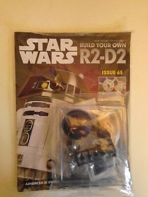 DeAgostini Star Wars Build Your Own R2-D2 Issue 63 NEW & SEALED