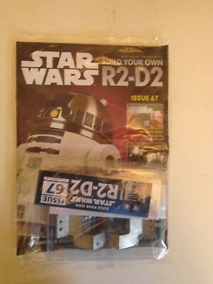 DeAgostini Star Wars Build Your Own R2-D2 Issue 67 NEW & SEALED