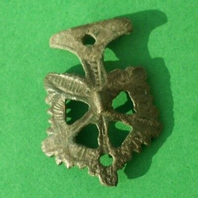 Ancient Celtic Bronze Solar Amulet - Wearable  - 400 Bc