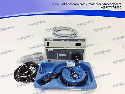 Karl Storz Image 1 22200020/ 22220130/ 20133120 Video Endoscopy Set