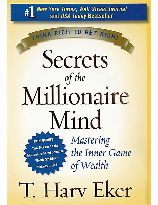 Secrets of The Millionaire Mind T. Harv Eker PDF Ebook!
