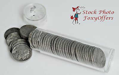 Buffalo Nickel Mixed Years Roll - Avg