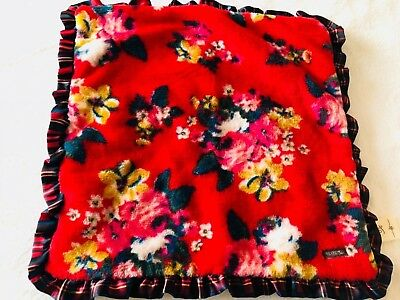 """Matilda Jane DOLL Blanket Matches All Wrapped Up Blanket Fits 18"""" New Christmas"""