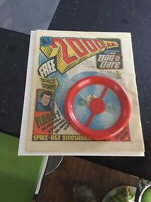 2000 AD Prog 1 February 26th 1977 No.1 # 1 comic 2000ad
