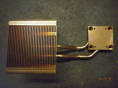 CPU Heat Pipe / Cooler Assembly