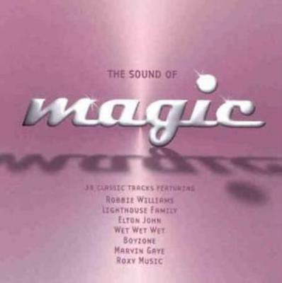 The Sound Of Magic Various Artists CD Album New & Sealed