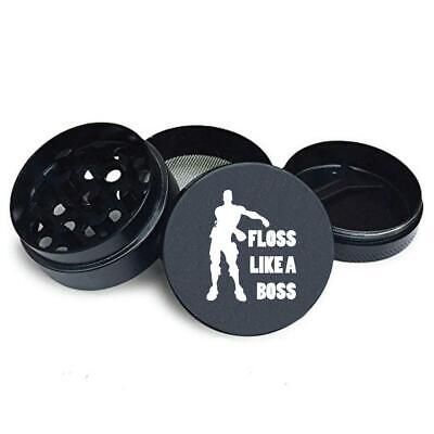Aluminium Herb & Tobacco Grinder - Battle Royale - Floss Like a Boss