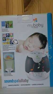 Homedics My Baby Sound Spa Lullaby&Projector